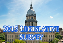 Senator Harris Legislative Survey