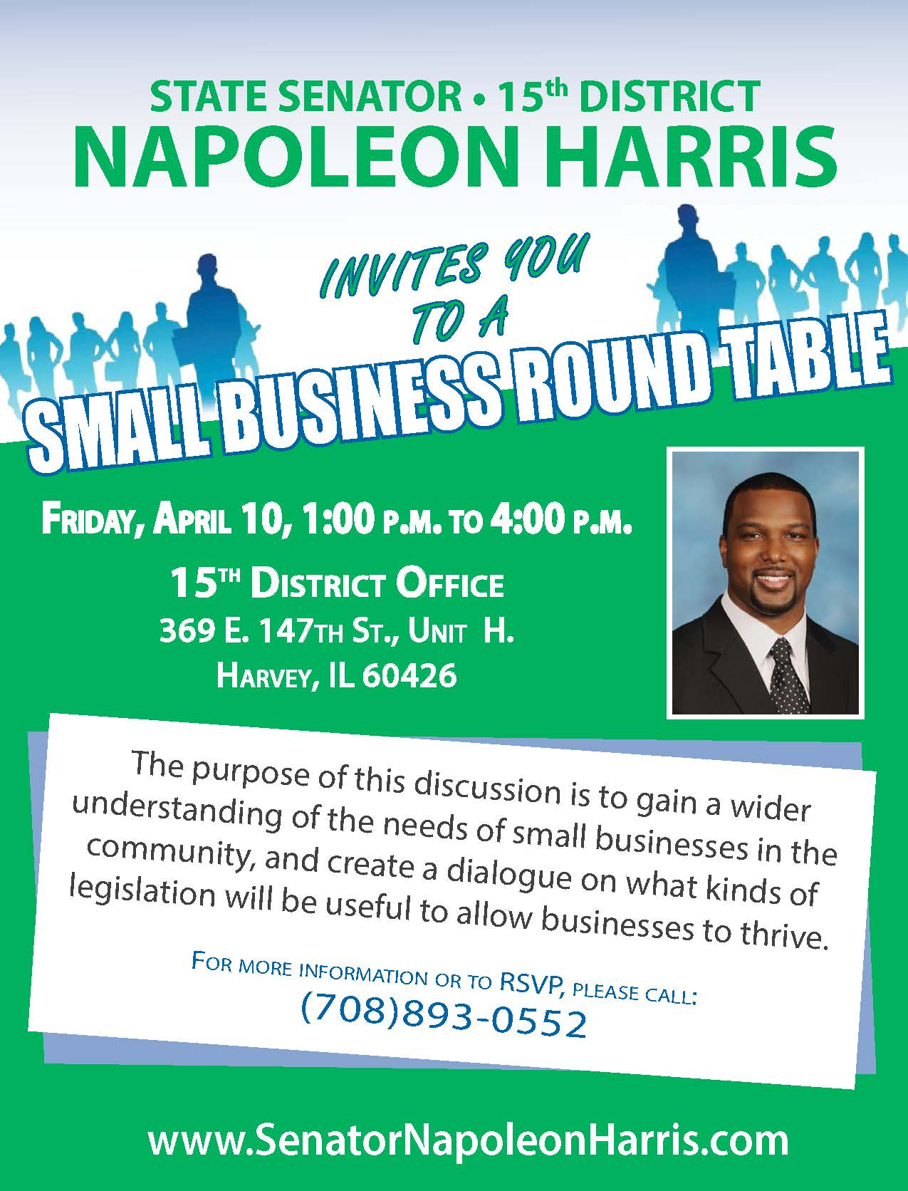 Round table discussion flyer - Round Table Discussion Flyer 32