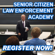 Senior Citizen Law Enforcement Academy